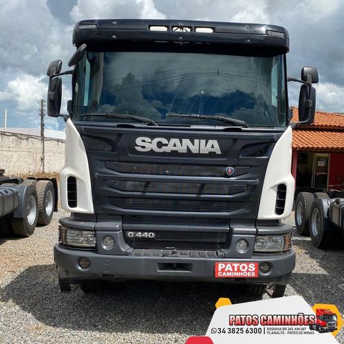Scania G440 A 6x4