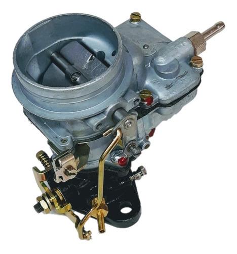 Carburador Opala 4cc Gasolina Dfv Weber 228 - Completo