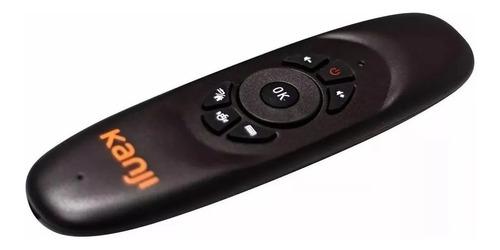 Control P/smart Tv C/giro Teclado Smart Tv Kanji Homero Bgui