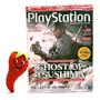 Revista Playstation Ghost Of Tsushima N° 265 21 Anos