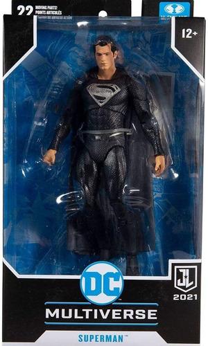 Figura Superman Justice League 2021 Dc Multiverse Mcfarlane