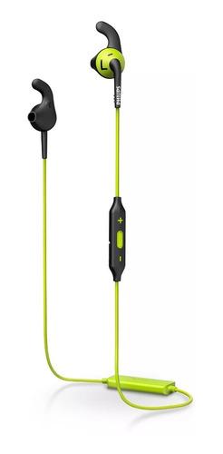 Fone De Ouvido Bluetooth Esportivo Philips Actionfit Shq6500