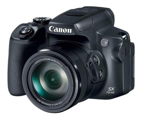 Câmera Powershot Sx70 Hs 65x Canon Pronta Entrega