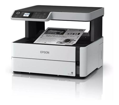 Impresora Multifuncion Epson M2170 Wifi Sistema Continuo Pce