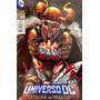 Hq Universo Dc Os Novos 52! Batalha No Paraíso N° 39