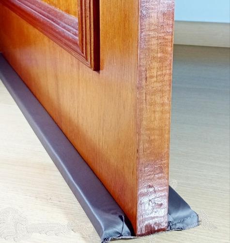 Protetor Veda Porta Impermeavel Rolinho Contra Inseto 80 Cm