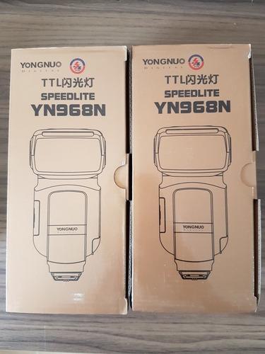 Flash Speedlight Yongnuo Yn968n Nikon