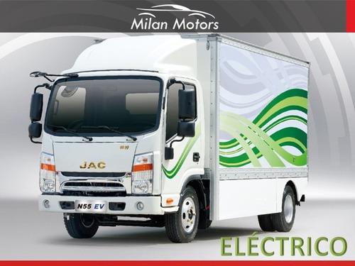 Camion Jac Eléctrico 1063 Ev1 0km
