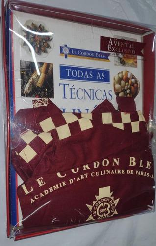 Livro - Todas As Técnicas Culinárias - Le Cordon - Outlet