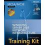 Windows Server 2003 Network Infrastructure Livro Em Inglês
