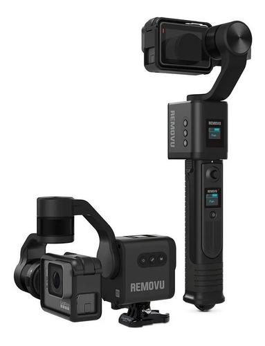 Estabilizador Para Câmeras Gopro Gimbal Removu Rms1h5
