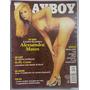 Revista Playboy Alessandra Matos Julho / 1998
