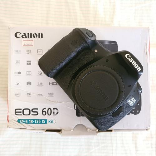 Canon Eos 60d Muito Conservada