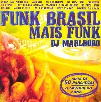 Cd-duplo-funk Brasil-mais Funk-dj Marlboro-lacrado De Fabric Original