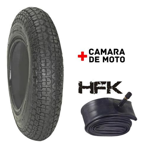 Kit Cubierta 400- 8 F875 Hf   +  Camara 400-8 Hfk Reforzada
