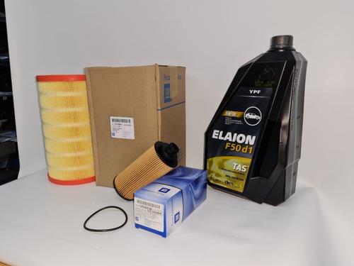 Kit De Aceite Y Filtro Para Chevrolet S10