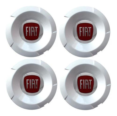 Jg Calota Miolo Centro Roda Fiat Stilo Abarth Aros 14 15 17