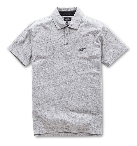 Camisa Polo Alpinestars Eternal Cinza