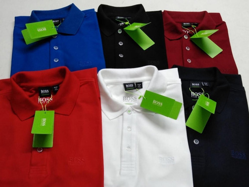 Polo Camisero Hugo Boss