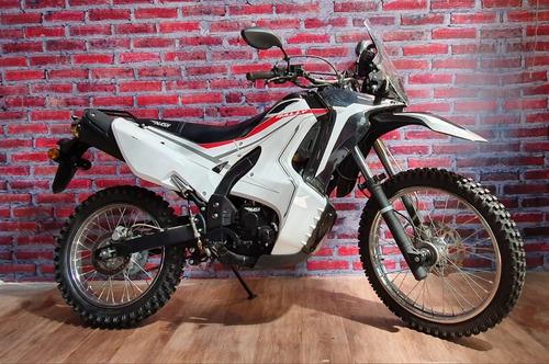 Moto Trial, Multiproposito, Nash Rally 300cc