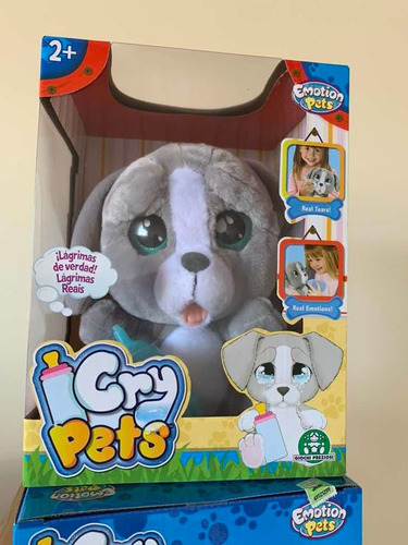 Cry Pets . Perro Lloron