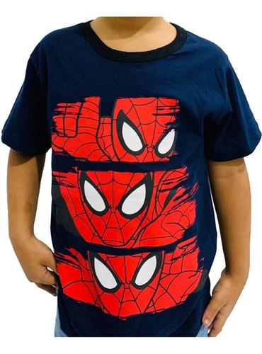 Lote 10 Camisetas Infantil Super Heróis Personagens Atacado