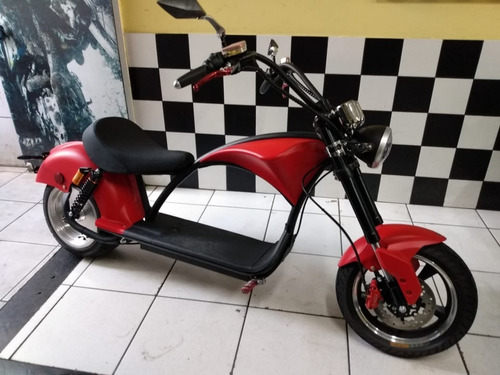 Scooter Harley Patinete Moto Elétrico Usado Semi Novo