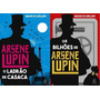Kit 2 Livros Arsene Lupin Série Netflix