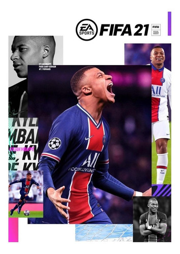 Fifa 21 Standard Edition Electronic Arts Pc Digital