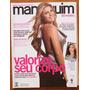 Revista Manequim 572 Íris Stefanelli Fernanda Cândido Molde
