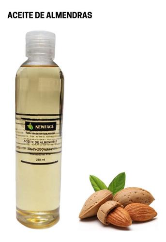 Aceite De Almendras Puro-natural 250ml - mL a $208