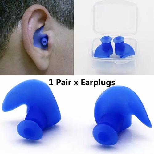 Tampão De Ouvido Protetor Auricular A Pronta Entrega