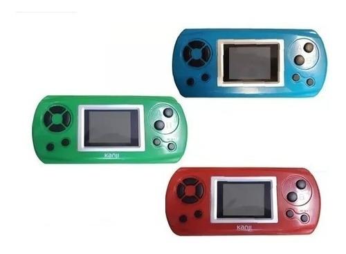 Juego De Video Kanji Nano 328 Juegos - Varios Colores