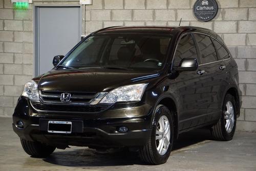 Honda Crv Lx Cuero At-carhaus