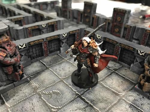 Miniaturas D&d, Rol, Warhammer - /dm3dminiaturas