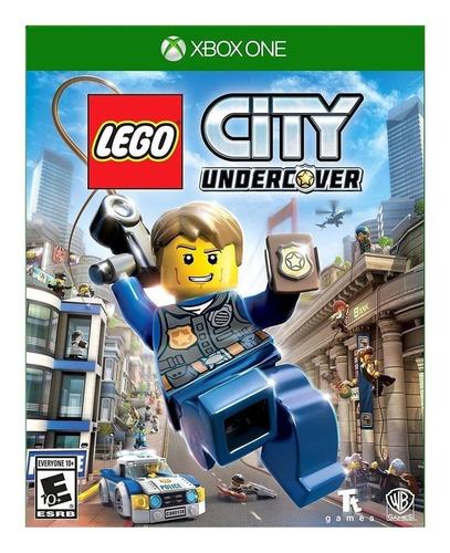 Lego City Undercover Standard Edition Digital Xbox One Warner Bros.