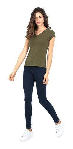 Camiseta Polo Wear Gola V