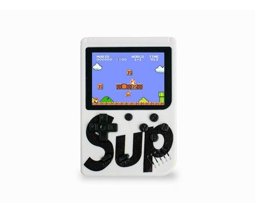 Super Mini Game Portá Lcd 3 400 Jogos Portátil Av C Controle