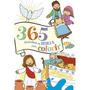 Livro 365 Atividades Colorir Bíblia Brinquedos Menina Menino