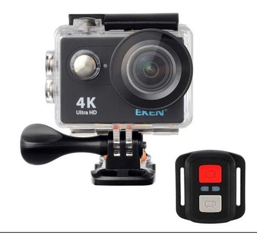 Câmera 4k Barata H9r Câmera De Ação Completa Promoção