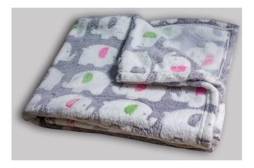 Cobertor Manta Infantil - Bebê De Mamãe