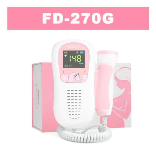 Monitor Sonar Fetal Ouvir Batimentos Coração Na Gestação