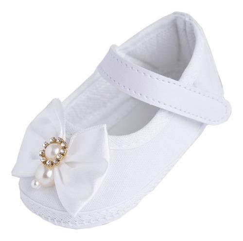 Sapatinho Bebê Menina Batizado Sapatinho Infantil Menina