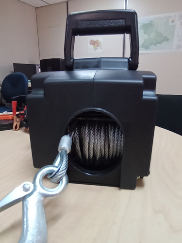 Winche Electrico 12v 2000lbs