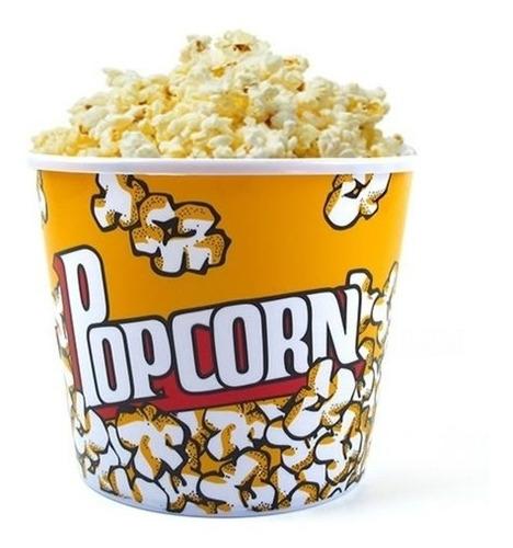 Balde Pipoca Popcorn Medio 14cm Cinema Baldinho