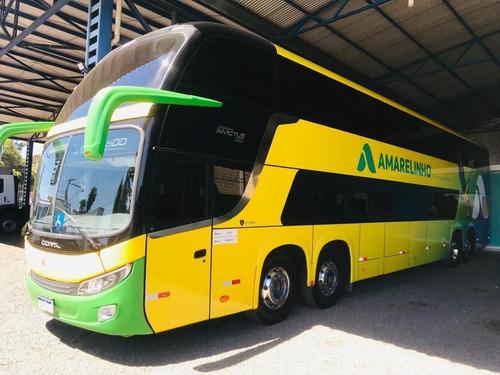Ônibus Comil - Scania 440 (2019/20)