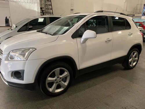 Chevrolet Tracker 2017 Ltz+ Awd At 140 Cv