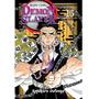 Livro Demon Slayer Kimetsu No Yaiba 15