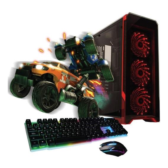 Pc Armada Gamer Amd A6 7480 8gb Ddr3 1tb Lol League P1 !!