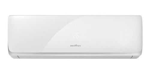 Ar Condicionado Britânia Split Quente/frio 12000 Btu Branco 220v Bac12000tqfm9